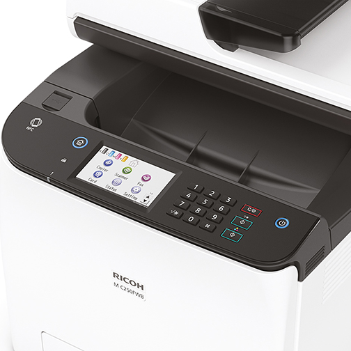 M C250FWB - All In One Printer - Detail